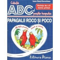 Papagalii Roco si Poco - Ioana Omut-Cherechianu