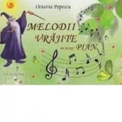 Melodii Vrajite pentru Pian - Octavia Popescu