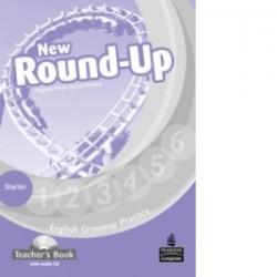 New Round Up Starter Teacher's Book / CD-ROM pack - Jenny Dooley, Virginia Evans