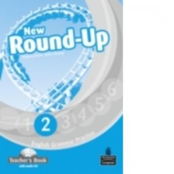 New Round Up Level 2 Teacher's Book / Audio CD Pack - Jenny Dooley, Virginia Evans