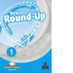 New Round Up Level 1 Teacher's Book / Audio CD Pack - Jenny Dooley, Virginia Evans