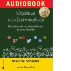 Retelele de socializare explicate. Descalcirea celei mai neintelese tendinte din lumea afacerilor (audiobook) - Mark W. Schaefe