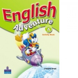 English Adventure Starter A Activity Book - Cristiana Bruni