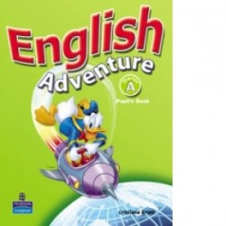English Adventure Starter A Pupils Book - Cristiana Bruni