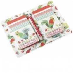 Cath Kidston Kitchen Memo Notes Chicken -