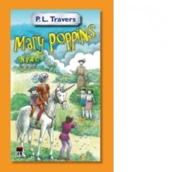 Mary Poppins in parc - P. L. Travers