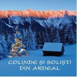 CD Colinde si solisti din Ardeal
