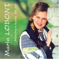 CD Maria Butila - Ridica-voi ochii mei la ceruri