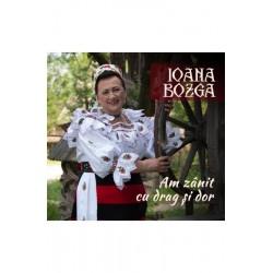 CD Ioana Bozga - Am zanit cu drag si dor