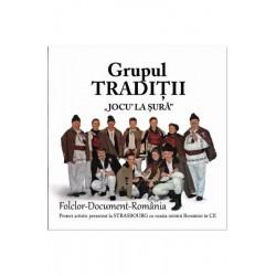CD Grupul Traditii - Jocu la Sura