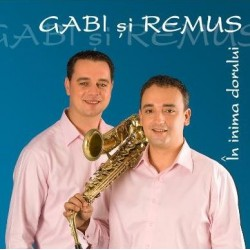 CD Gabi si Remus - In inima dorului