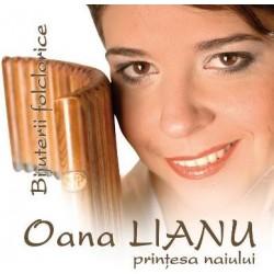 CD Oana Lianu - Printesa naiului - Bijuterii folclorice
