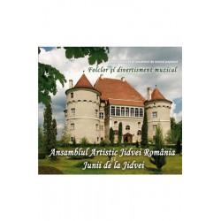 3CD Ansamblul Artistic Jidvei si Junii de la Jidvei - Folclor si divertisment muzical