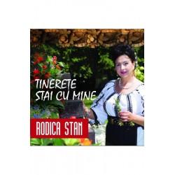 CD Rodica Stan - Tinerete stai cu mine