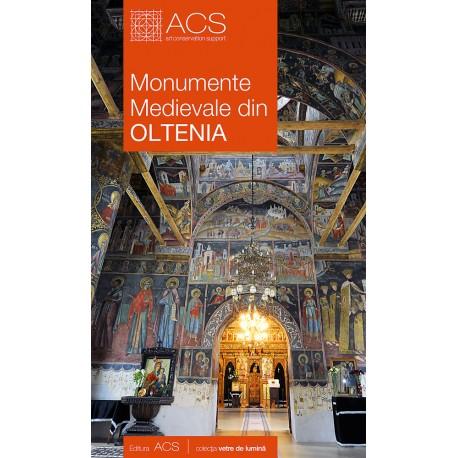 Monumente Medievale din Bucovina (Lb. Germana) -Tereza Sinigalia, Oliviu Boldura