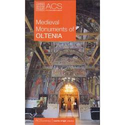 Monumente Medievale din Oltenia (Lb. Engleza) - Corina Popa