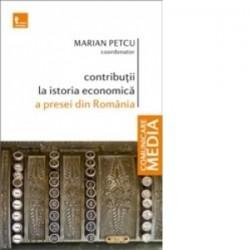 Contributii la istoria economica a presei din Romania -